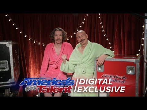 Men with Pans Recall Their Pantastic AGT Performance - America's Got Talent 2017