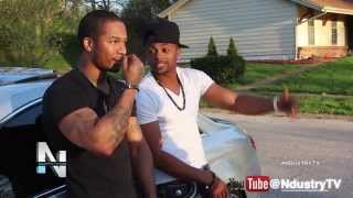 Chingy Interview with Rich LaRu Part I (Getting Deep)