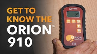 Orion 910 Moisture Meter: Get to Know and How to Use
