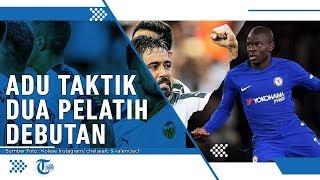 Prediksi Starting XI Chelsea Vs Valencia - Adu Taktik Dua Pelatih Debutan