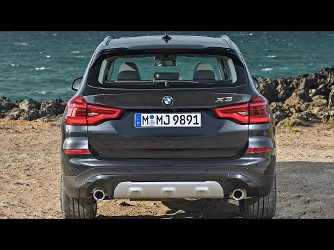2018 BMW X3 XDrive 30d - Rugged Off-Road Looks With A Sporting Presence