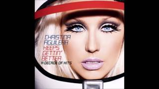 Christina Aguilera - Keeps Gettin' Better: A Decade of Hits (Full Album)