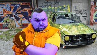 Thanos vs Golf 2