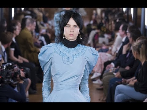 ERDEM Spring Summer 2019 Highlights London - Fashion Channel