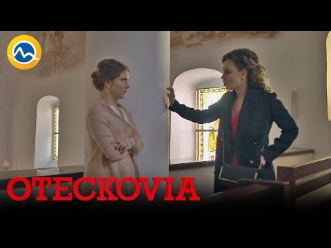 OTECKOVIA - Ema tesne pred svadbou váha