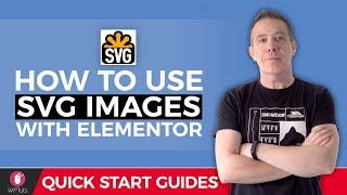 SVG Tutorial For Beginners - WordPress & Elementor