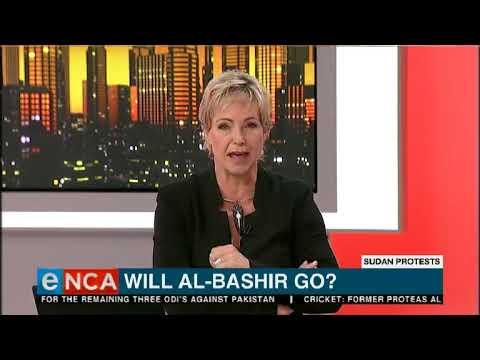 Tonight with Jane Dutton Will Al Bashir go? 23 January 2019