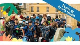 Connecte 2019, les Scouts et Guides de Senlis y étaient....