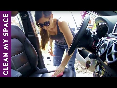 How to Clean the Car! (Clean With Me)