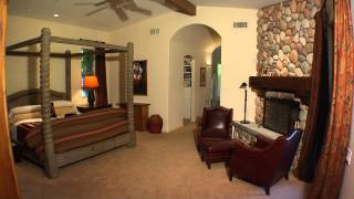 Spanish Colonial style 4 bedroom, 5 bath home in The Mesa area of Palm Springs, CA