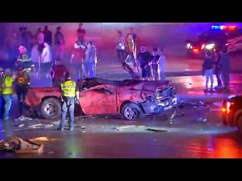 ΗΠΑ: Οχτώ νεκροί από ανεμοστρόβιλο στο Τέξας