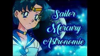 Sailor Mercury - Mythologie, Astrologie, Astronomie