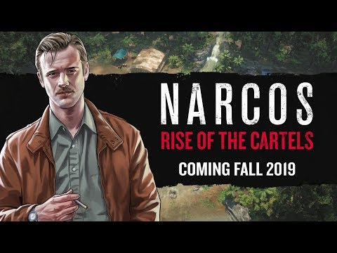 Narcos: Rise of the Cartels - Choose Your Side | DEA Trailer thumbnail