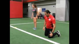 How to do the FIFA 11+ Warm-Up/Injury Prevention Program - NSCAC Clinic - April 2019