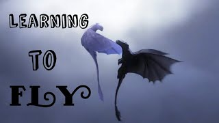 Httyd || Learning To Fly || Spoiler Warning [Read Description] || For ღToothii Furiiღ