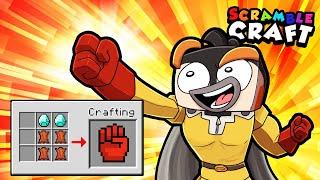 Transforming into ONE PUNCH MAN! (Scramble Craft #6)