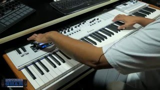Review: Arturia KeyLab 88 Hammer-Action MIDI Controller - SoundsandGear.com
