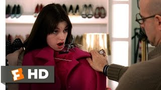 The Devil Wears Prada (4/5) Movie CLIP - Andy Gets a Makeover (2006) HD