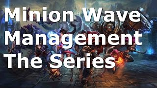 Minion Wave Management: The Even and Uneven Minion Rule