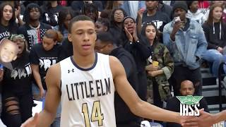 The Colony vs Little Elm - 2019 Basketball Highlights