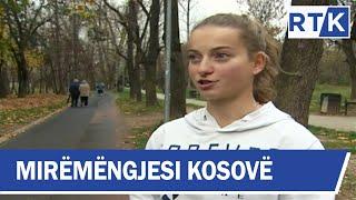 Mirëmëngjesi Kosovë - Menaxhimi i ditës së një sportisteje 12.12.2019
