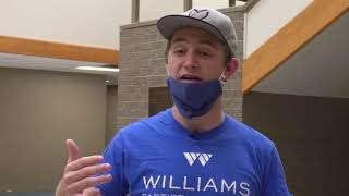 Williams Baptist University students Rolling with the Punches in new school year