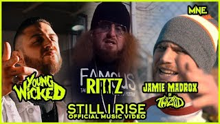 Young Wicked, Rittz & Jamie Madrox Of Twiztid   Still I Rise Official Video