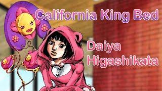 Daiya Higashikata - California King Bed (JJBA Musical Leitmotif)