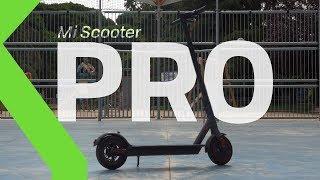 Xiaomi Mi Electric Scooter Pro, análisis: MEJORANDO lo que PEDÍAMOS