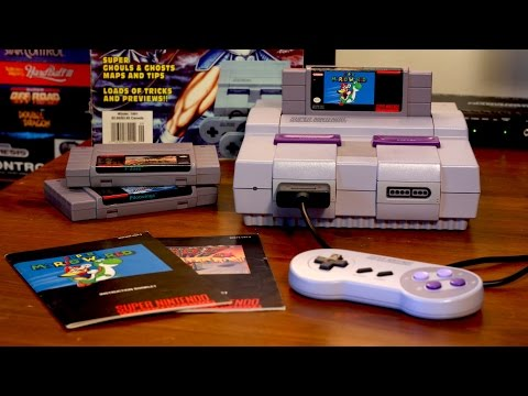 The Launch of the Super Nintendo (1991)