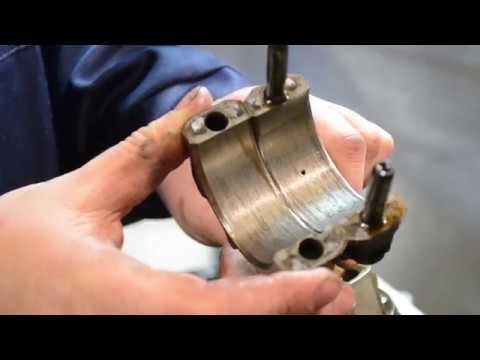 Фото к видео: Разбор двигателя 5S-FE