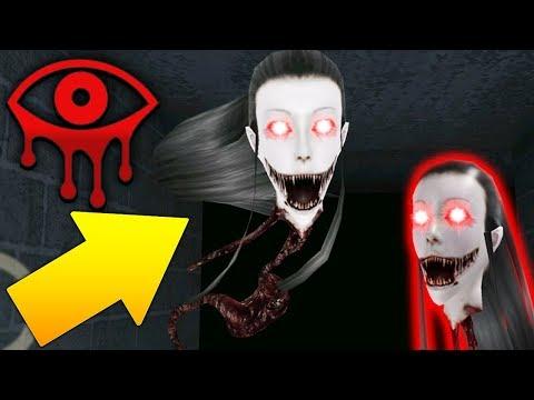 МОНСТР СТАЛ СИЛЬНЕЕ И СТРАШНЕЕ! - Eyes: Хоррор-игра