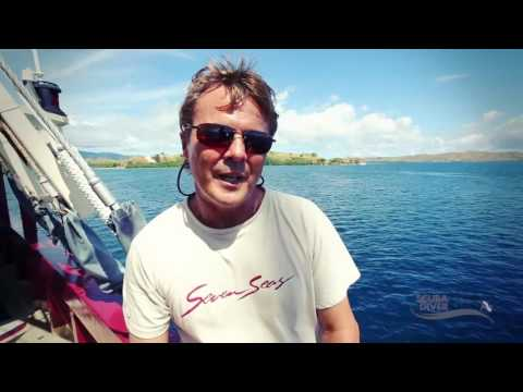 Diving North & South Komodo