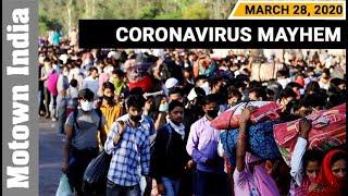 Coronavirus (COVID-19) Exodus | Special Features | Motown India