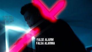 The Weeknd - False Alarm [Lyrics - Sub Español] #Starboy