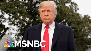 How President Donald Trump Hid His School Transcripts | Hardball | MSNBC