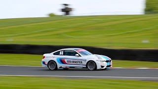 BMW M4 Flat out on track - BMW M Driving Experience 2017