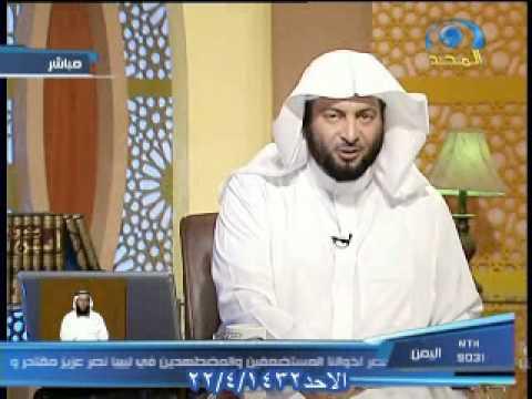 الجواب الكافي الاحد 22/4/1432 ا الخثلان سمله الله3