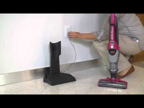 BOLT Charging - BISSELL® BOLT™ 2-in-1 Lightweight Cordless Vacuum 12V