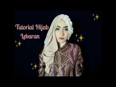 "Video Tutorial Hijab Lebaran 2016 ""YhatniPatuti"""