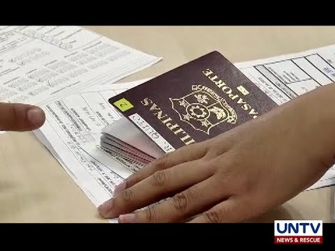 [UNTV] Philippine passport holders may now enter 66 countries visa-free