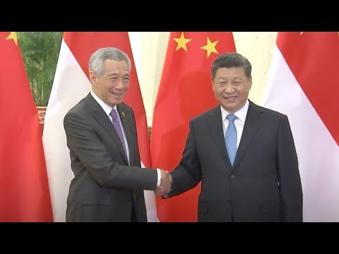 China, Singapore to advance economic integration in East Asia