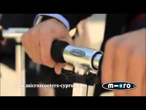 Image of Microscooter Ad in Cyprus Media