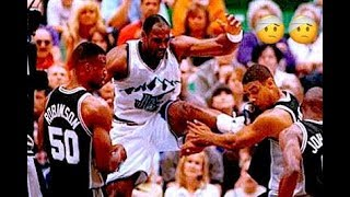 "NBA ""KungFu"" Moments"