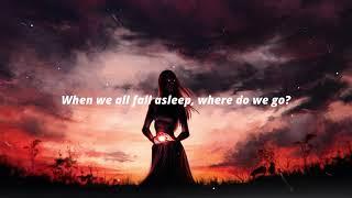 Billie Eilish - Bury A Friend (Zeds Dead Remix) (Lyrics Video)