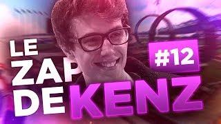 ZAP DE KENZ #12 - KENNY, UN MAILLOT ET ENCORE DES VOITURES