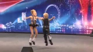 Cheeky Monkeys - Dancing Kids - Britain's Got Talent!