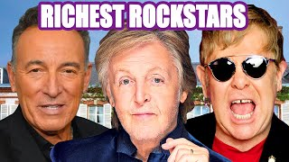 The 10 Richest Rock Stars in the World