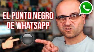 ⚫️ El punto negro de WhatsApp y más movidas   La red de Mario