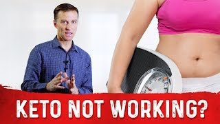 Why Keto is Not Working For You